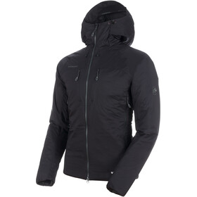 Mammut Rime IN Flex Jas met Capuchon Heren, black-phantom